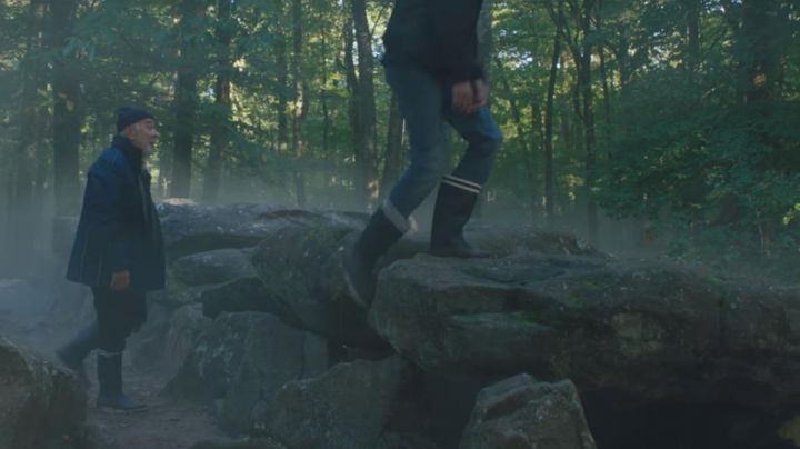Fashion Trends 2021: The rain boots of François Deblock in It's a wonderful life when you think about it