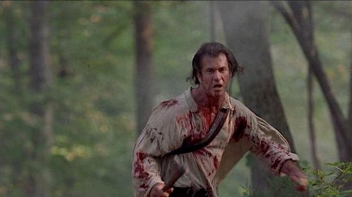 Fashion Trends 2021: The real bloodstained nightgown of Benjamin Martin (Mel Gibson) in The Patriot