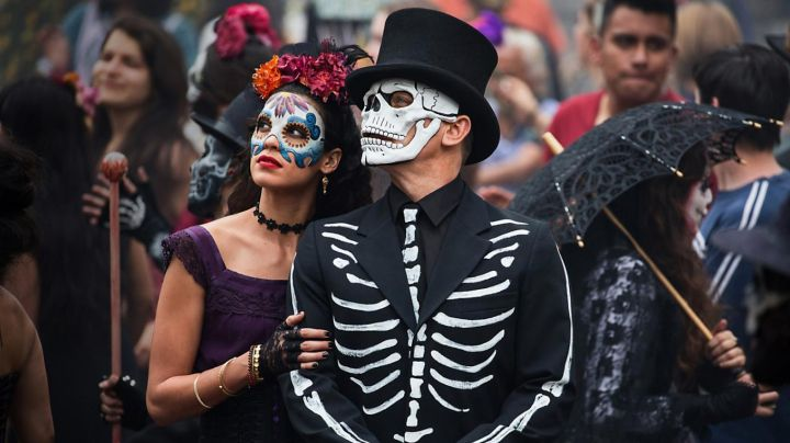 Fashion Trends 2021: The real costume the day of the dead worn by James Bond (Daniel Craig) in Spectrum