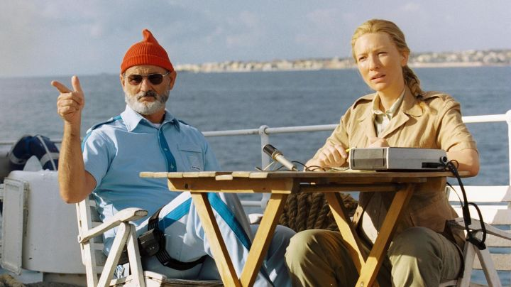 The recorder vintage by Cate Blanchett in The life aquatic movie
