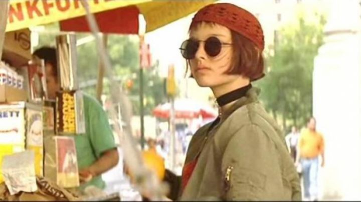 Fashion Trends 2021: The red bonnet borrowed from Leon for Mathilda (Natalie Portman) in Leon