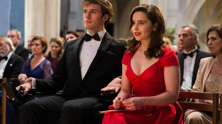 Fashion Trends 2021: The red dress of Louisa Clark (Emilia Clarke) in the film Before You