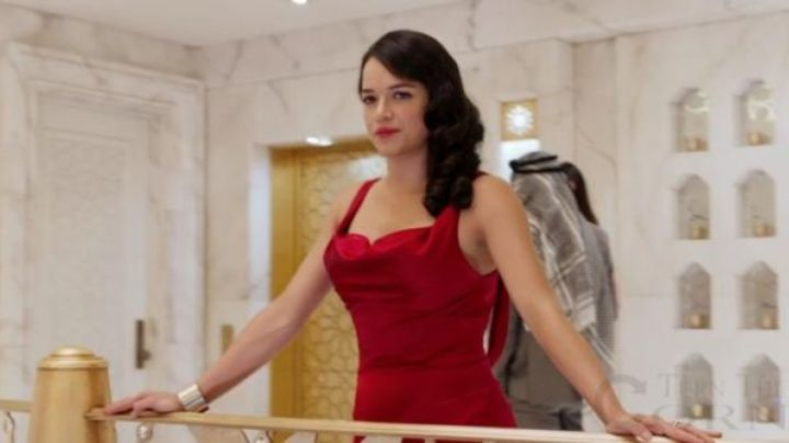 Fashion Trends 2021: The red dress of Michelle Rodriguez of Fast and Furious 7