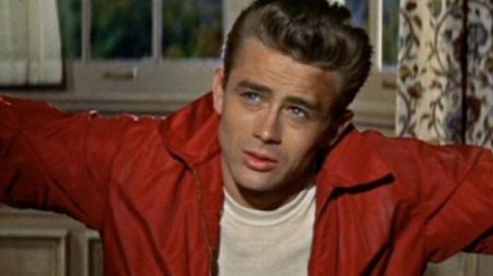 Fashion Trends 2021: The red jacket James Dean in The fury of living