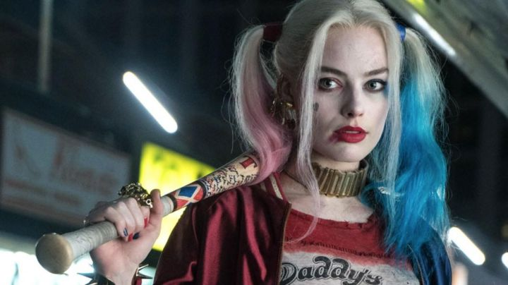 The ring of Harley Quinn (Margot Robbie) in Suicide Squad movie