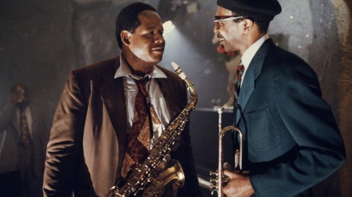 The saxophone of Charlie Parker (Forest Whitaker) in Bird - Movie Outfits and Products