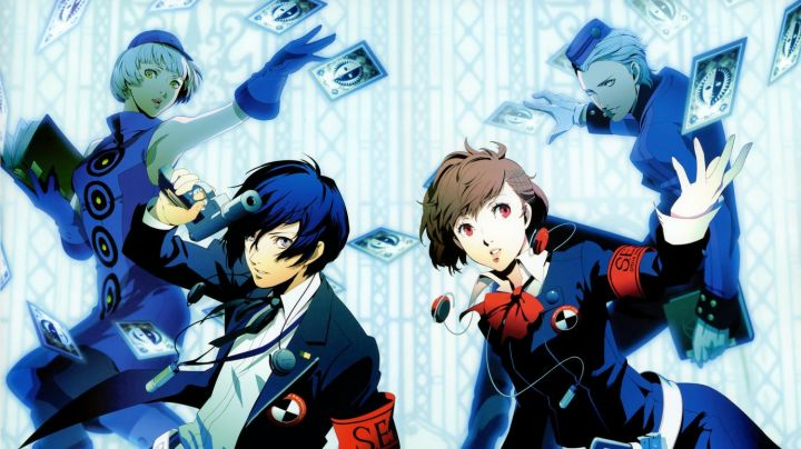 The school uniform male in Persona 3 the movie - Movie Outfits and Products