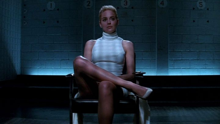 Fashion Trends 2021: The sexy dress worn by Catherine Tramell (Sharon Stone) in Basic Instinct