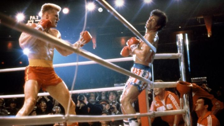 Fashion Trends 2021: The short of Rocky Balboa (Sylvester Stallone) in Rocky IV