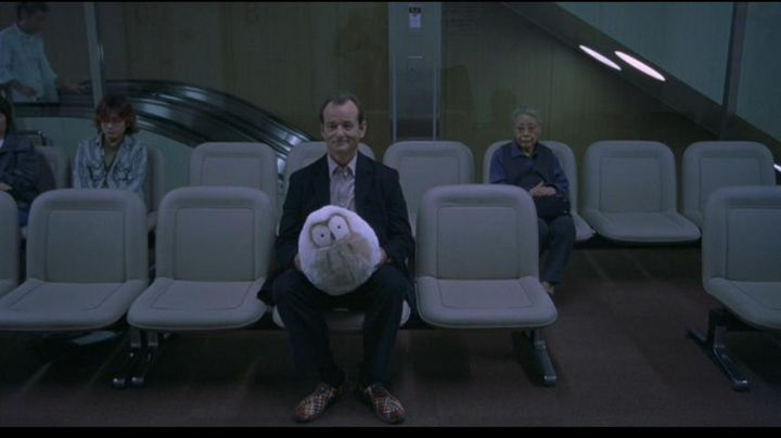 The sneakers in Lost In Translation - Movie Outfits and Products