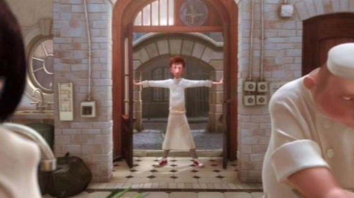 The sneakers of Alfredo Linguini in Ratatouille - Movie Outfits and Products