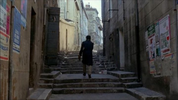 The street of the basket to Marseille in the film the French Connection - Movie Outfits and Products