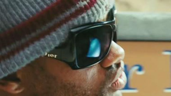 The sunglasses Christian Dior Mist 1 made by Hancok (Will Smith) in Hancock movie