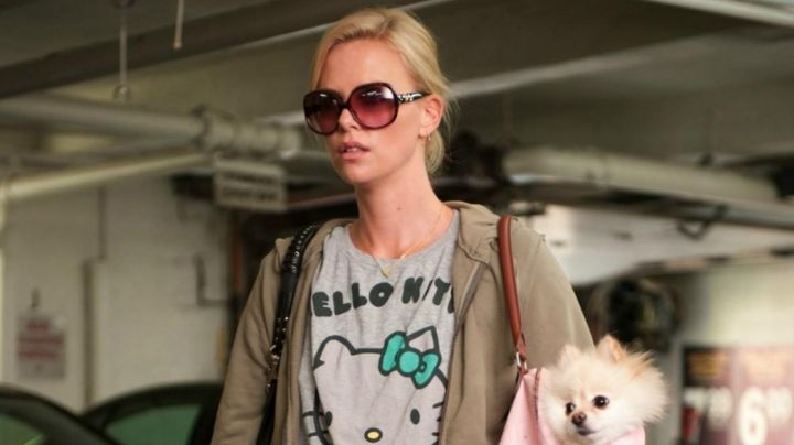 Fashion Trends 2021: The sunglasses Christian Dior of Mavis Gary (Charlize Theron) in Young Adult