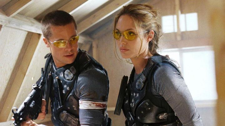 Fashion Trends 2021: The sunglasses Mrs Smith (Angelina Jolie) in Mr. & Mrs. Smith