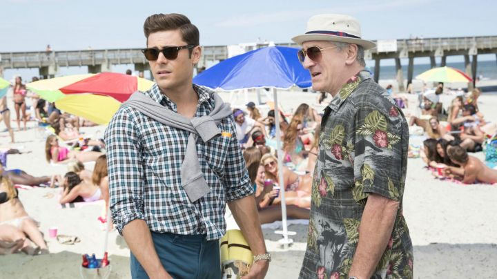 The sunglasses from Jason Kelly (Zac Efron) in Dirty Grandpa movie