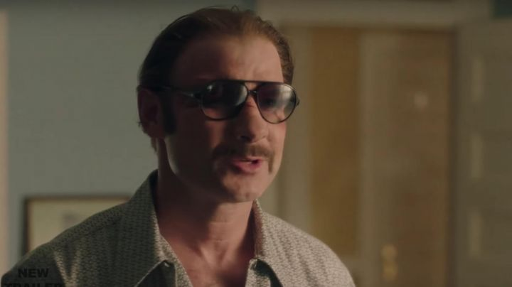 Fashion Trends 2021: The sunglasses of Chuck Wepner (liev view Schreiber) in Chuck / Outsider