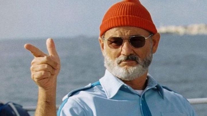 The sunglasses of Steve Zissou (Bill Murray) in The Life Aquatic - Movie Outfits and Products