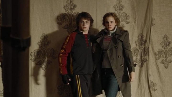 The Sweater Worn By Hermione Granger Emma Watson In Harry Potter And The Goblet Of Fire Movie