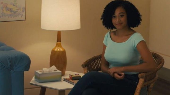 Fashion Trends 2021: The t-shirt Maddy Whittier (Amandla Stenberg) in Everything, Everything
