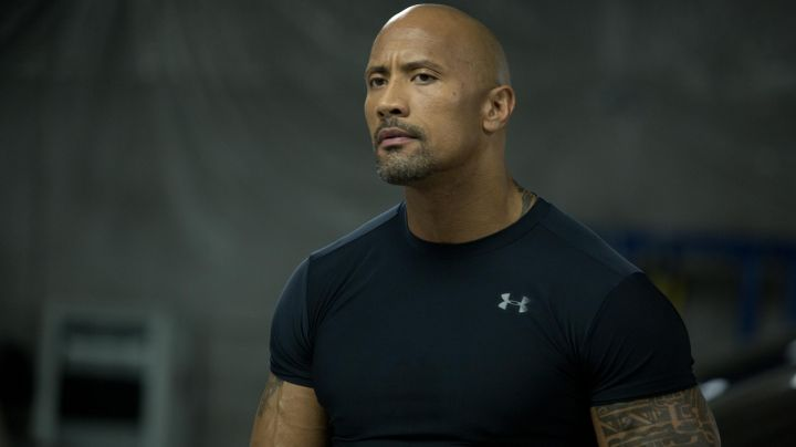 Fashion Trends 2021: The t-shirt Under Armour worn by Dwayne Johnson in Fast and Furious 6