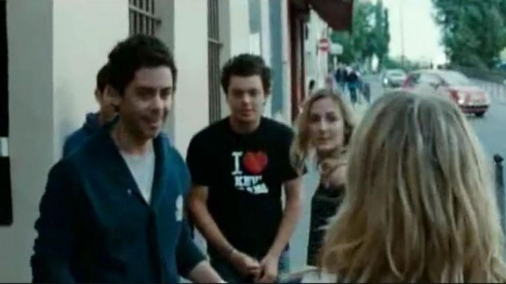 Fashion Trends 2021: The t-shirt (child) black I love Kev Adams Kev Adams in And all of a sudden I miss the world