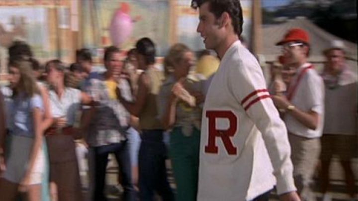 Fashion Trends 2021: The teddy / the white jacket of Danny Zuco (John Travolta) in Grease