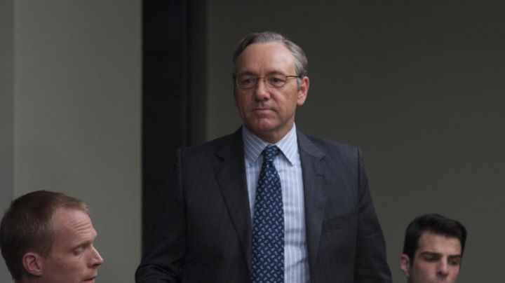 Fashion Trends 2021: The tie to Sam Rogers (Kevin Spacey) in Margin Call