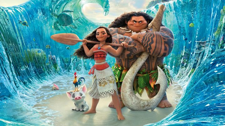 The top red Vaiana in Vaina, the legend of the end of the world - Movie Outfits and Products