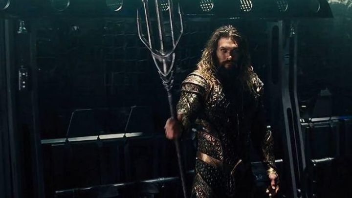 Fashion Trends 2021: The trident of Arthur Curry / Aquaman (Jason Momoa) in the Justice League