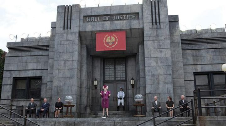 Fashion Trends 2021: The true banner of Panem in Hunger Games