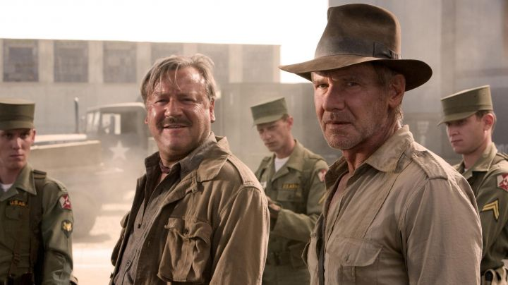Fashion Trends 2021: The true hat of Harrison Ford in Indiana Jones and the Kingdom of the crystal skull