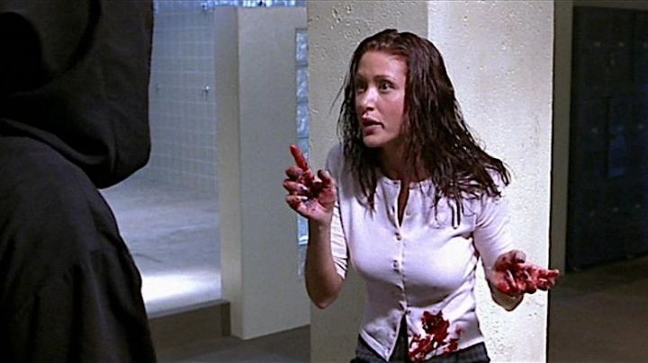 Fashion Trends 2021: The true look of Buffy Gilmore (Shannon Elizabeth) in Scary Movie