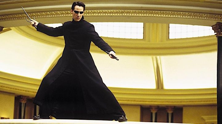 Fashion Trends 2021: The true mantle of Neo (Keanu Reeves) in the Matrix Reloaded
