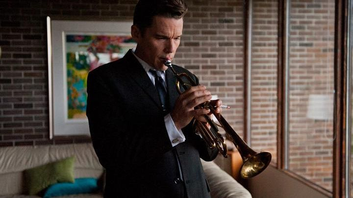 The trumpet of Chet Baker (Ethan Hawke) Born To Be Blue - Movie Outfits and Products