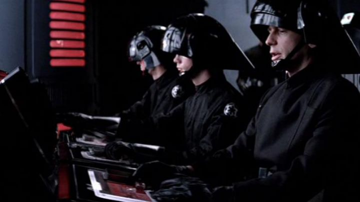Fashion Trends 2021: The uniform of the pilots of imperial in Star Wars VI : return of The Jedi