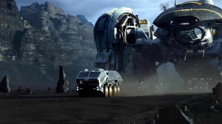 The valley of Dómadalur in Iceland in Prometheus - Movie Outfits and Products