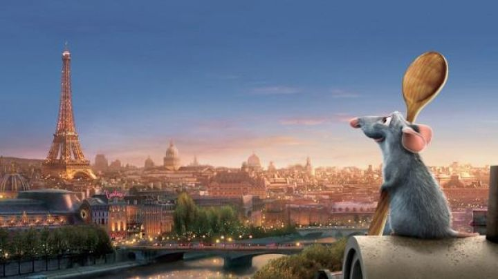 The view of Paris in Ratatouille - Movie Outfits and Products
