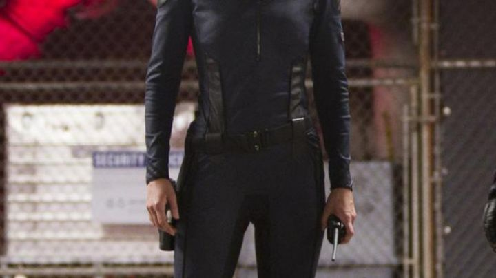 Fashion Trends 2021: The walkie talkie agent Maria Hill (Cobie Smulders) in the Avengers