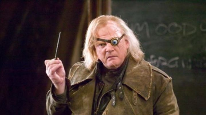 The wand of Alastor Maufrey / Mad Eye in Harry Potter and the goblet of Fire - Movie Outfits and Products