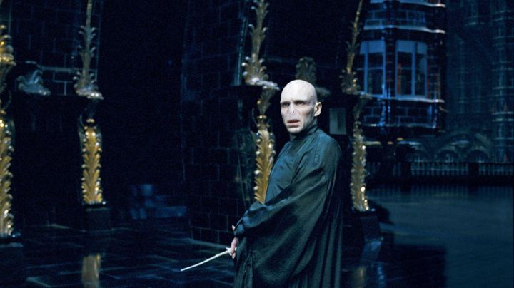 """The wand """"ollivander's"""" Lord Voldemort (Ralph Fiennes) in Harry Potter and the order of the phenix - Movie Outfits and Products"""
