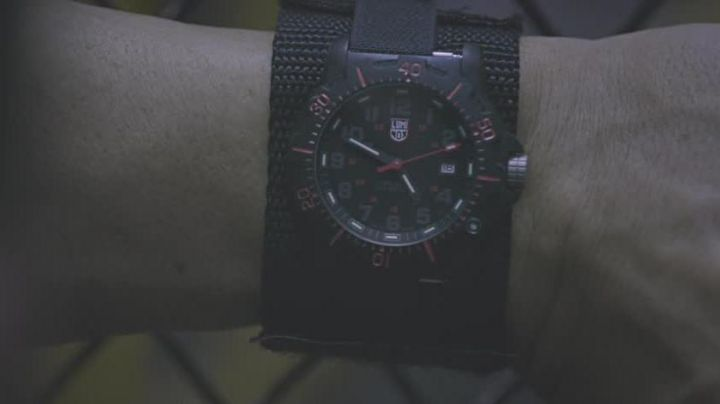 Fashion Trends 2021: The watch Luminox of Sylvester Stallone in Escape Plan