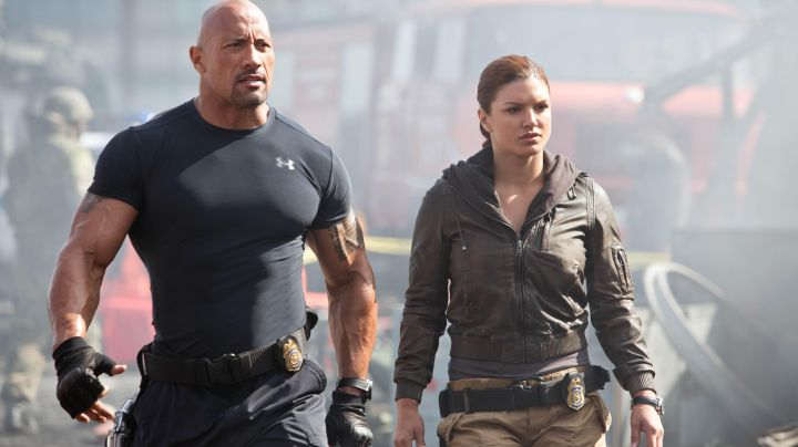 Fashion Trends 2021: The watch Oris Por Diver 1000m of Dwayne Johnson in Fast and Furious 6