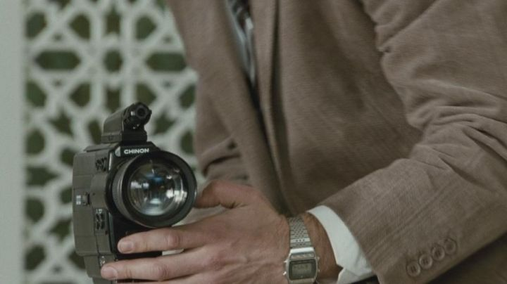 Fashion Trends 2021: The watch Seiko Meier (Aden Young) in Killer Elite