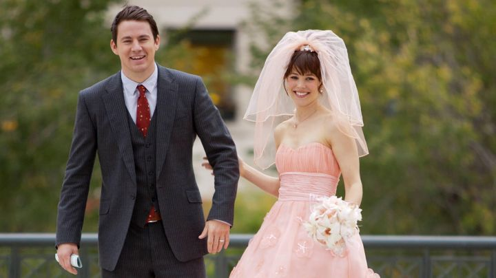 Fashion Trends 2021: The wedding dress Rachel McAdams in I promise you