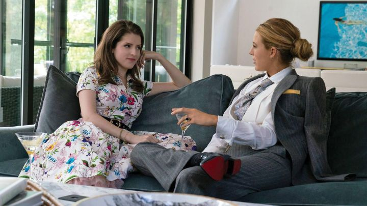 The white dress with flowers for Stephanie Smothers (Anna Kendrick) in The Shadow of Emily movie