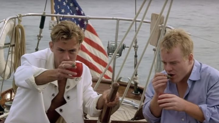 Fashion Trends 2021: The white jacket worn by Dickie Greenleaf (Jude Law) in The talented Mr Ripley