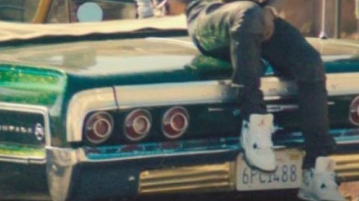 The white shoes A$AP Rocky in the film Dope - Movie Outfits and Products