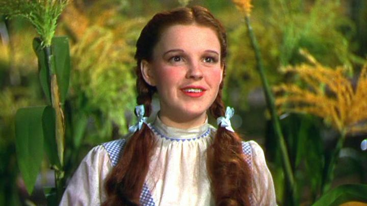The wig-Dorothy (Judy Garland) in The Wizard of Oz (1939) - Movie Outfits and Products