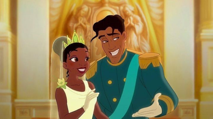 The wig of Prince Naveen in the Princess and The Frog - Movie Outfits and Products